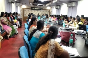 anganwadi training
